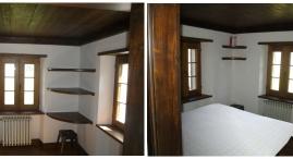 Le due camere da letto